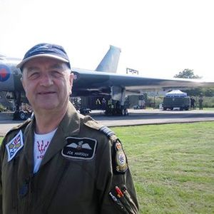 Flying the Vulcan - a personal perspective