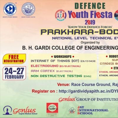 2nd March 2019 Events in Rajkot