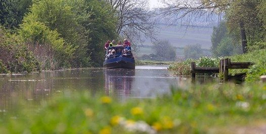Boats and Boots from Tapton Lock 2
