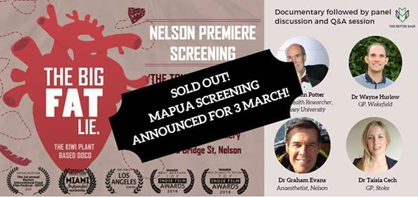 The Big Fat Lie Nelson Premiere Screening