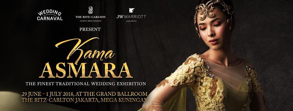 Wedding Carnaval &quotKama Asmara - The Finest Traditional Wedding Exhibition&quot
