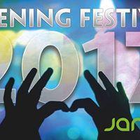 JAMKOn Avajaisfestivaali 2017  JAMKOs Opening Festival 2017