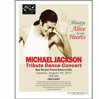 Michael Jackson Tribute Dance Concert