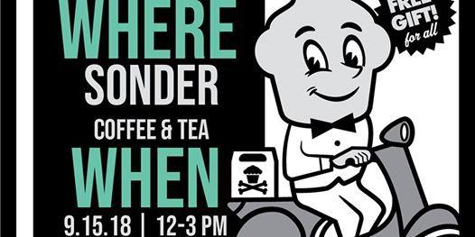 Sonder Coffee X Johnny Cupcakes | Denver