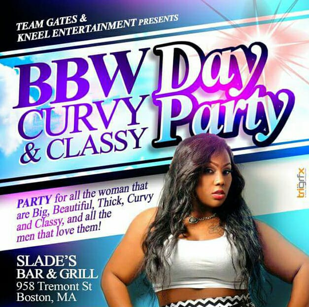 Bbw Thick Curvy And Classy Day Party
