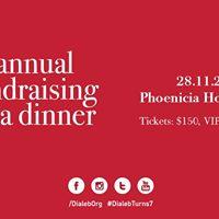 Dialebs 7th Annual Fundraising Gala Dinner