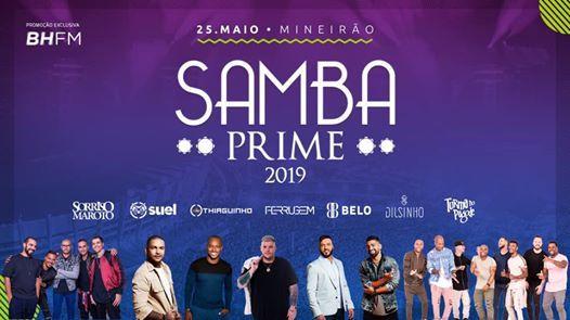 Samba Prime Festival 2019