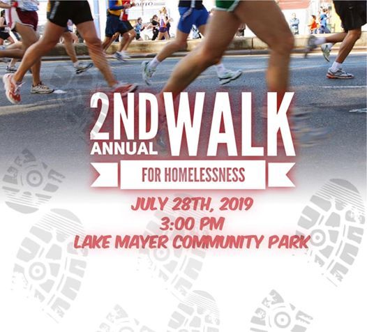 2nd Annual Walk for Homelessness