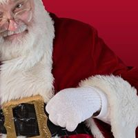 Welcome Santa at Berwick Garden Centre