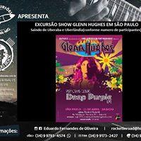 Excurso Glenn Hughes em So Paulo-Saindo de Uberaba eUberlndia