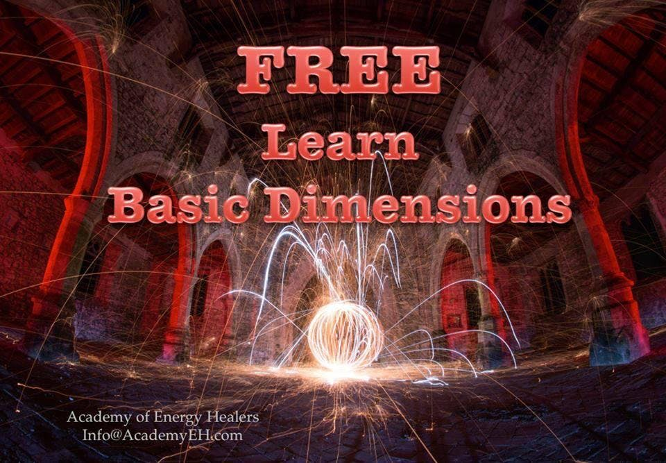 FREE - Basic Dimensions Class
