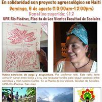 Ratito de Bienestar Alternativo en Solidaridad con Hait