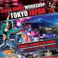 Voyage de danse Tokyo Class Dance
