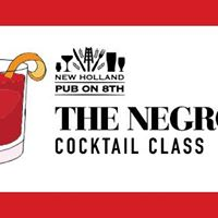 The Negroni Cocktail Class