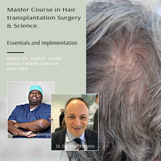 Master course in hair transplantation surgery and science