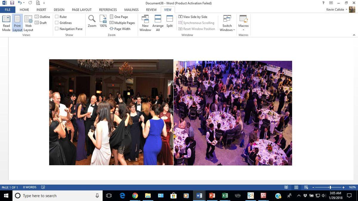 2nd Annual New England LegalShield Black Tie Gala