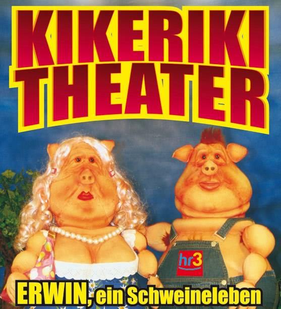 Erwin Ein Schweineleben