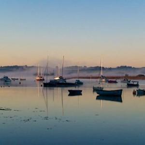 Evening Canoe Paddle Exe Estuary