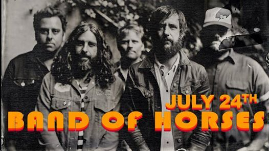 Band of Horses with Nikki Lane at Bourbon Theatre