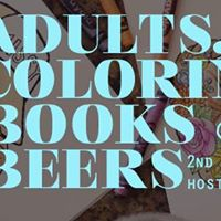 The last Adults Coloring Books &amp Beers
