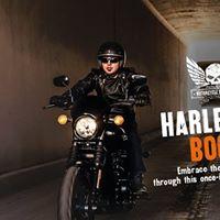 Harley-Davidson Boot Camp - Bhopal