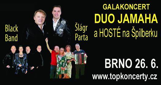 Galakoncert Duo Jamaha a host na pilberku
