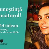 Ioana Petridean la Raftul Traductorului