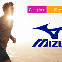 Mizuno and Complete City Health VIP Running event