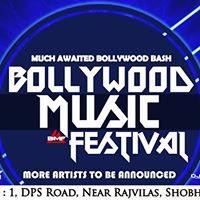 Bollywood Music Festival- Udaipur