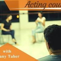 Acting Course with Hany Taher -