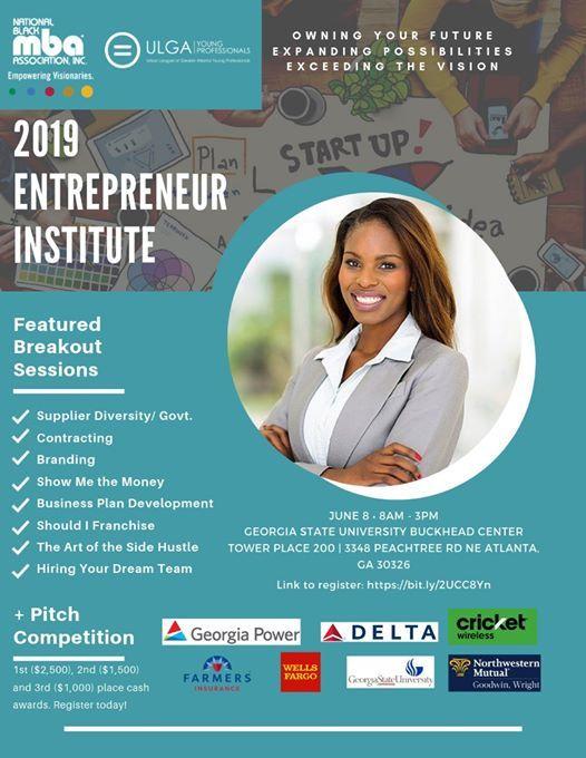 Entrepreneur Institute Owning Your Future