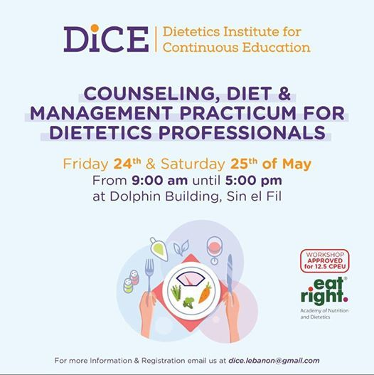 Counseling Diet & Management Practicum