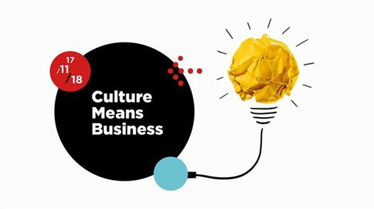 Culture Means Business workshops and talks