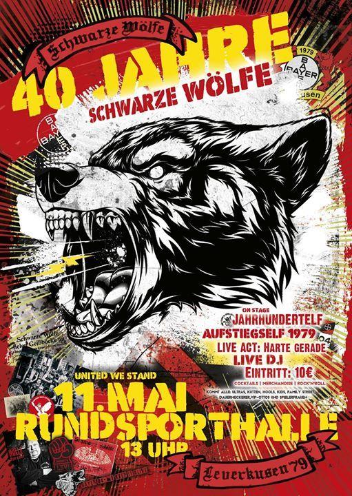40 Jahre Schwarze Wlfe 79
