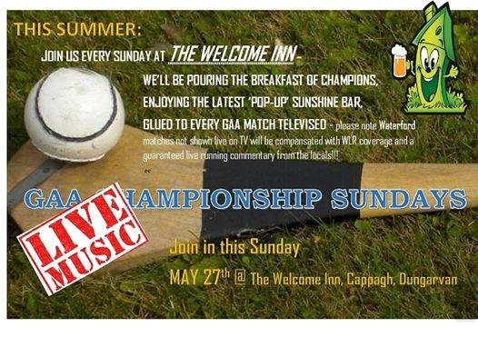 Summer Hurling Sundays - DEISE ABU