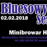 Bluesowy Jam Session  Zielona Gra  HAUST  02.02.2018