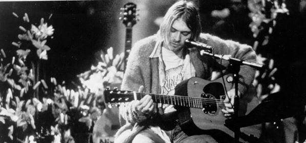 Kurt Cobain Memorial Day - Private Unplugged