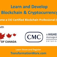 Blockchain &amp Cryptocurrency Bootcamp (2-day)