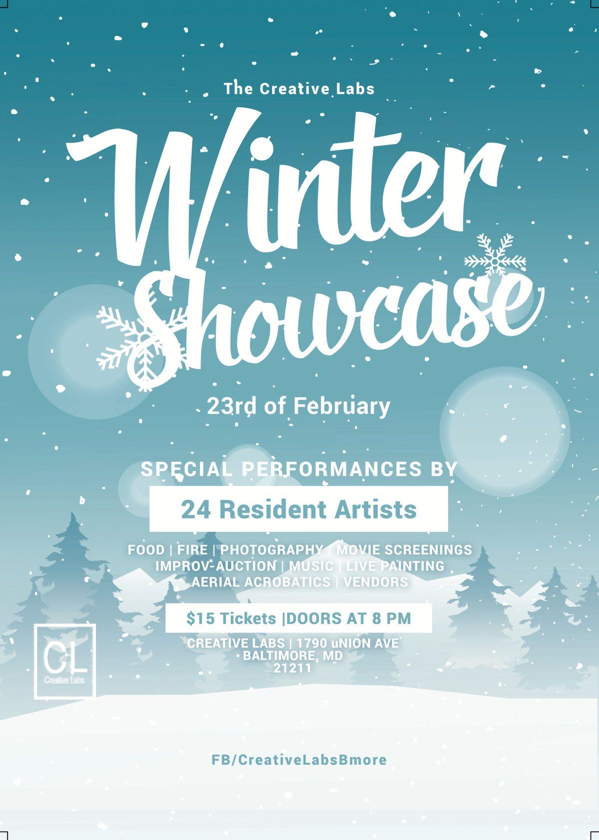 Creative Labs Winter Showcase