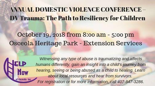 Annual Domestic Violence Conference