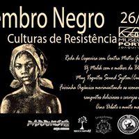 Novembro Negro - Culturas de Resistncia