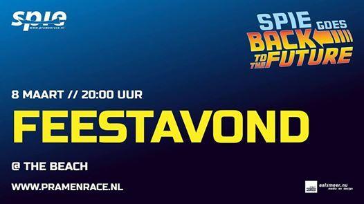 Feestavond Aalsmeerse Pramenrace