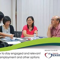 Seniors Employment Guidance Workshop (in Bahasa Melayu)