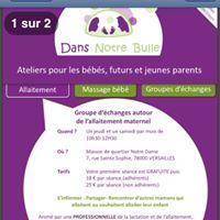 Samedi Echanges autour de lallaitement maternel Versailles