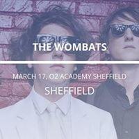 The Wombats in Sheffield