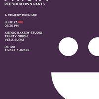 PYOP - Comedy Open Mic