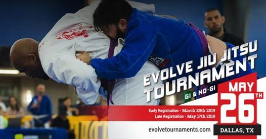 Evolve Dallas 5/26/19 at Game On Sports Complex, Fort Worth