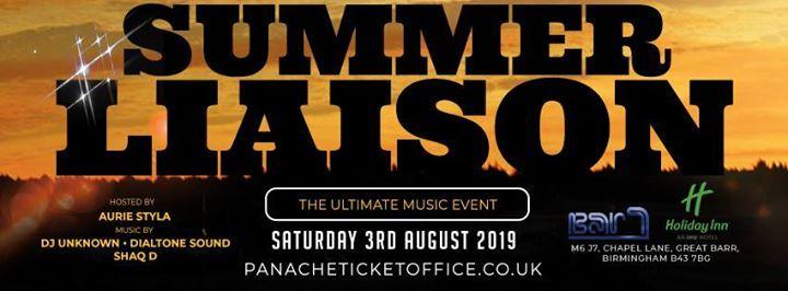Simply Soul Summer Liaison - Birmingham