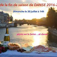 Fete de la saison de Danse sur la Seine