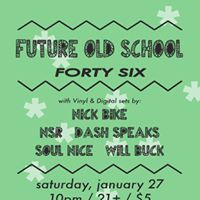 Future Old School 46